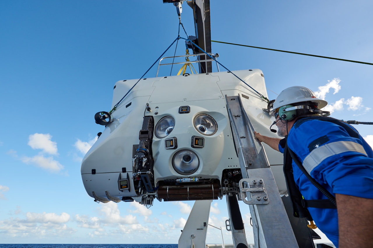 12 DSV Limiting Factor – Mariana Trench _©ReeveJolliffe©_7503046