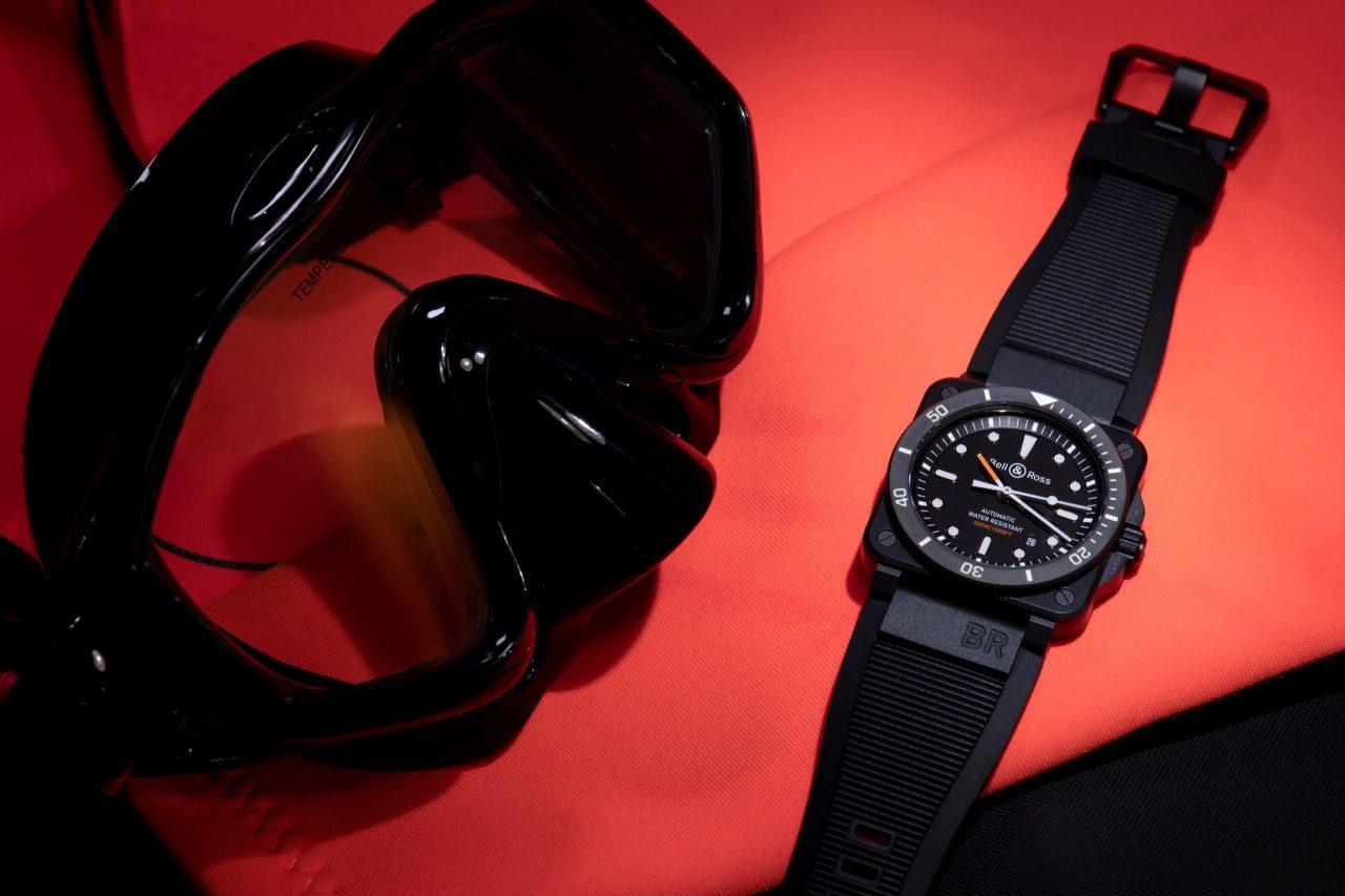 BR03-92 Diver Black Matte (1)
