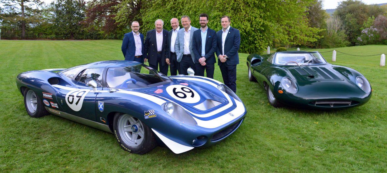 Ecurie Ecosse LM69 Team hi-res