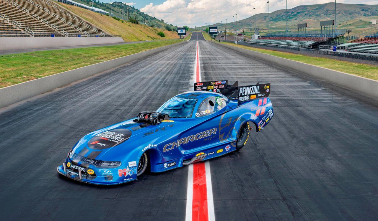 Hellcat Funny Car 2