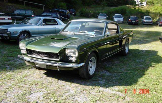 1967 Shelby GT350 Zagato