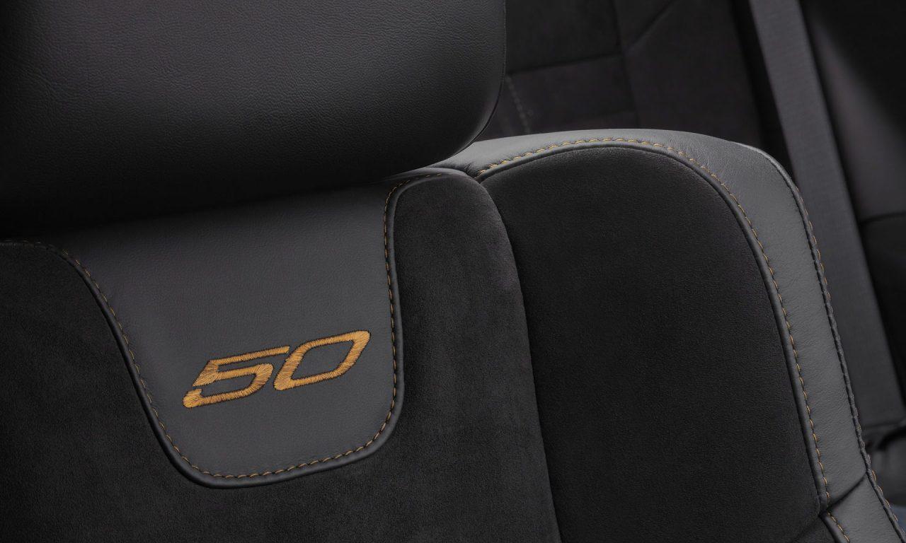 Dodge Challenger 50th Anniversary Edition-11