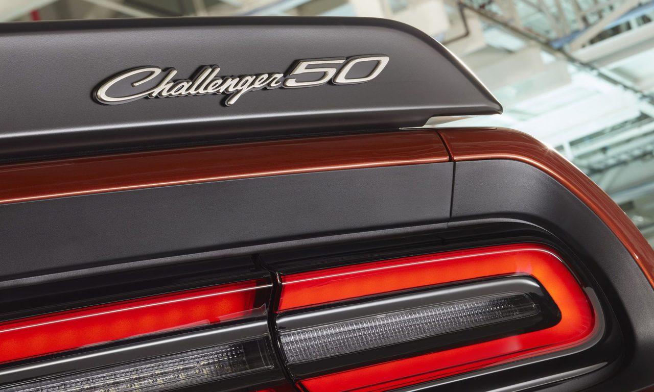 Dodge Challenger 50th Anniversary Edition-8