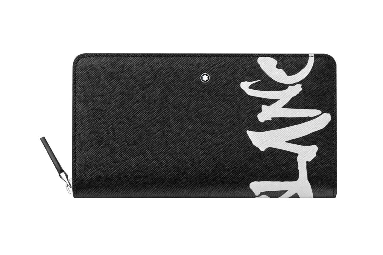 124139 – Wallet 12cc Zip-Around Calligraphy_1837503