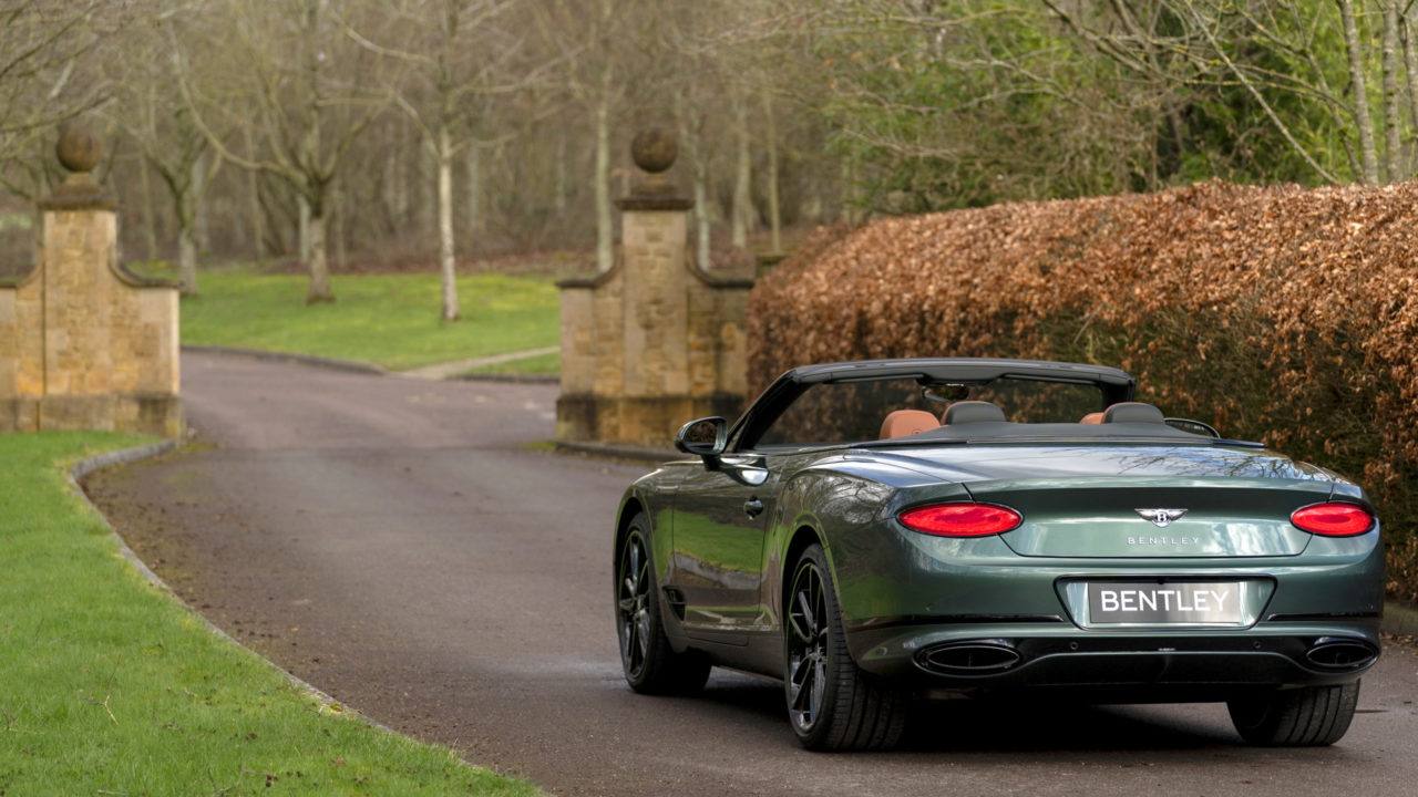 Bentley Continental GT Convertible Equestrian Edition –3