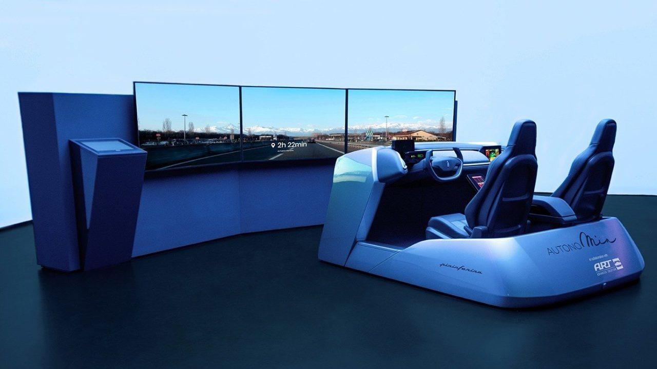 Pininfarina launches AutonoMIA
