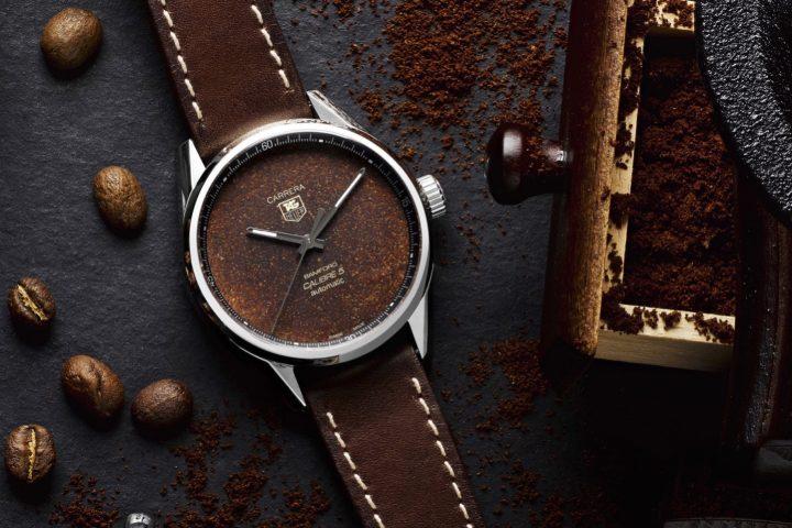 Bamford-x-Badgerworks-TAG-Heuer-Carrera-Calibre-5-Tropical-Coffee-Dial-1