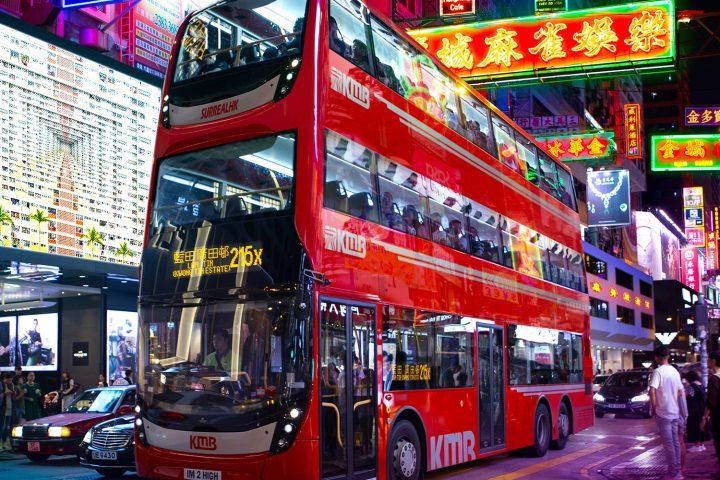 Triple Decker Bus s1500