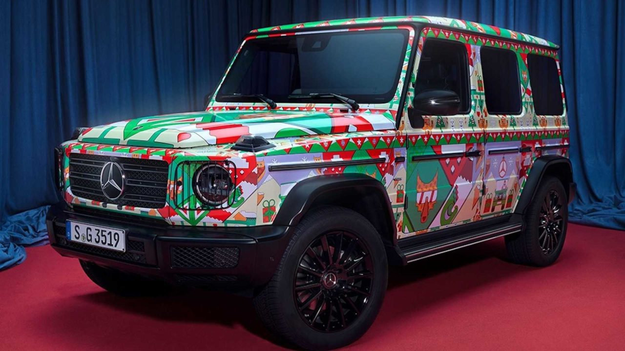 mercedes-benz-vehicles-that-matches-your-ugly-christmas-sweater
