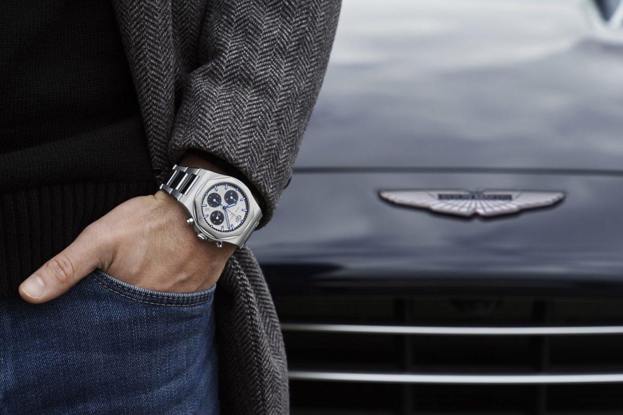 Girard-Perregaux x Aston Martin Partnership Announcement1 1