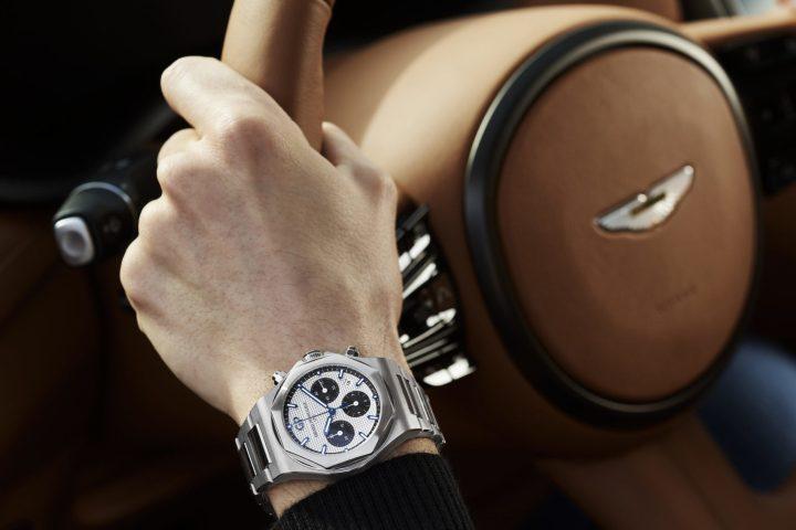 Girard-Perregaux x Aston Martin Partnership Announcement1 2