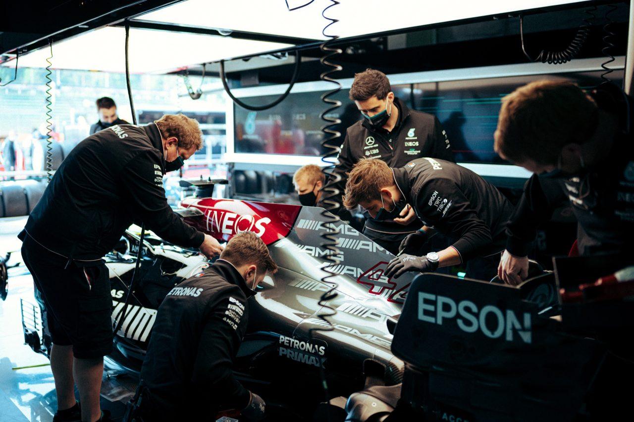 2021 Emilia Romagna Grand Prix, Friday – Sebastian Kawka