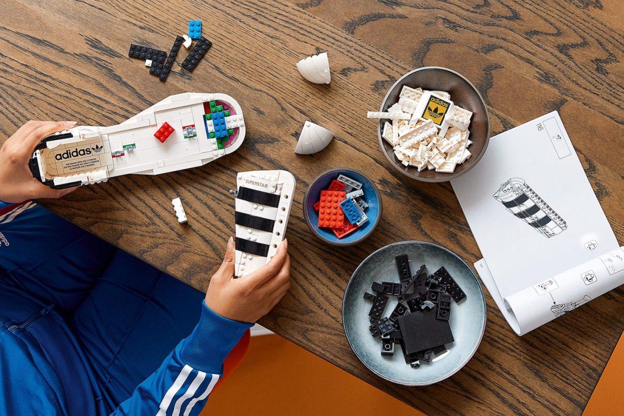 LEGO-Adidas